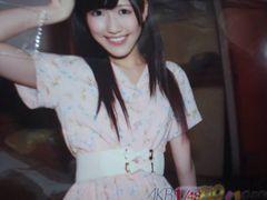総選挙1位!AKB1/149限定版特典生写真「渡辺麻友」