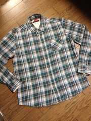 美品CIAO PANIC チェックシャツ 日本製 チャオパニック