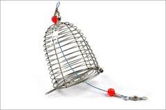 ステンレス  ケージ 釣り餌  カゴ  5個セット