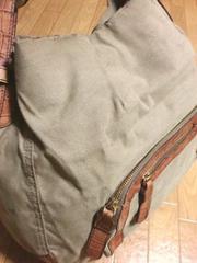 サザビー/SAZABY 帆布ショルダートートバッグ