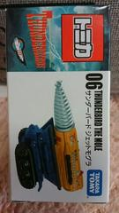 トミカ サンダーバード 06 ジェットモグラ 未開封 新品 販売終了品