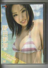 野田彩加/ミスFLASH 2008 (中古品)
