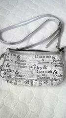 pinky&dianne!ショルダーバッグ ピンキーアンドダイアン