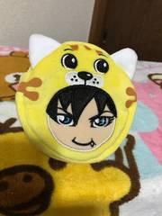 GACKT*がくっちフェイスポーチ【黄色】