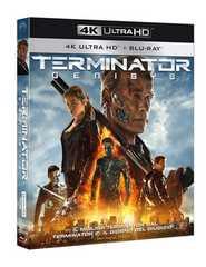 ターミネーター 新起動 ジェニシス 4K Ultra HD + Blu-ray