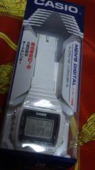 人気のホワイトCASIOスピードモデルGショックみたいチプカシ腕時計