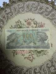 イタリア■500リラ紙幣■1966年■流通品