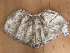 ダズリン★新品タグ付!花柄シフォンショートパンツ