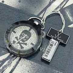 ジャスティンデイビス コラボレーションウォッチ 廃盤 懐中時計