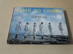 CD「Time To Shine : 超新星 1st Mini Album」韓国K-POP●