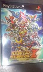 PS2/スーパーロボット大戦Z