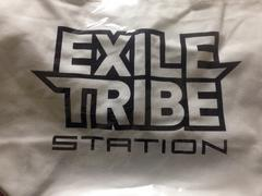 EXILE TRIBE STATION限定トートバッグ 三代目JSB GENERATIONS