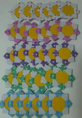☆折り紙メダル ミニサイズ 30枚☆