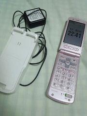 K010 ピンク 卓上充電器付