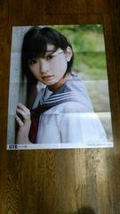 「宮本佳林」ポスター。