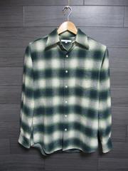 □BEAMS/ビームス チェックシャツ/メンズ・Sサイズ/アメカジ\24,800