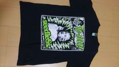 10-FEET!/Seedless黒プリントTシャツ/TOUR 2008/USA製