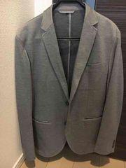 無印良品 ジャージセットアップスーツ グレー M