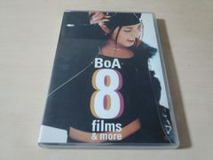 BoA DVD「8 films & more」●