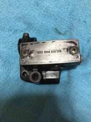 カワサキ Z400FX 純正マスターシリンダー  シングルディスク用