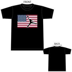ジョーダン 星条旗 Tシャツ TEE 半袖 半袖Tシャツ 1602 M