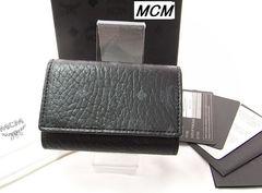 本物確実正規MCM4連+1キーケース 札入れ付き