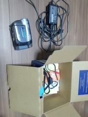 SONY DVDビデオカメラ DVD203 海外モデル