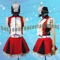 ◆マクロスF 娘フェス ランカ・リー ◆コスプレ衣装