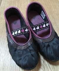 かわいい!アディダス 女の子 おしゃれ靴 21.5cm