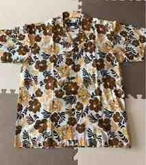 MAX BOY アロハシャツS