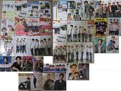 V6 岡田准一多 TV雑誌 切り抜き 63枚+ポスター1枚