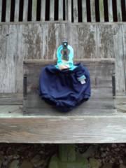 ブルマ紺6