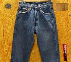 ◆廃盤◆米国97年製リーバイス501レディース・W26・股下74cm