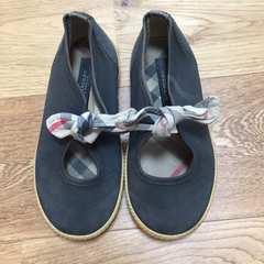 74/バーバリー 靴 16cm