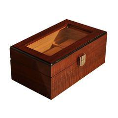 高級木箱 時計収納ケース 3本収納