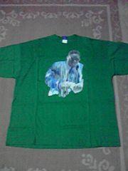 B-BOY.LOW 超美品 B.I.G.Tシャツ 3XL グリーン