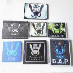 B.A.P★CD9点(新品3点)&特典DVD3点セット ヨングク/ヒムチャン/デヒョン/ヨンジェ