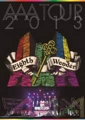 新品未開封*日本正規*DVD2枚組 AAA TOUR2013EighthWonder LIVE