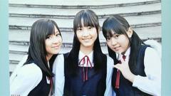 AKB48 桜の栞 新星堂 特典写真 松井玲奈 多田愛佳 小野恵令奈