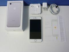 Apple au iPhone 7 32GB シルバー MNCF2J/A