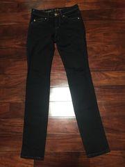 スウィートキャメル黒デニムウエスト55センチSサイズ
