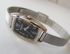 500円スタ★本物正規ミチコロンドン レディース腕時計