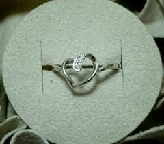 サマンサティアラ指輪リングプレゼントハートダイヤモンド
