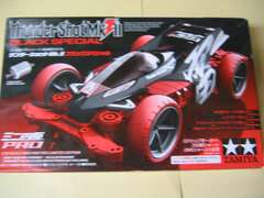 タミヤ 1/32 特別限定モデル サンダーショットMk.�U ブラックスペシャル 絶版品