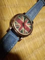 ユニオンジャック 腕時計
