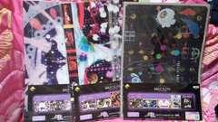 魔法少女まどか☆マギカ一番くじプレミアム☆H賞クリアファイル&ステッカー3種セット