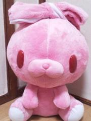 感謝祭特大サイズ汎用うさぎぬい[PLAIN]42�p汎用ピンク