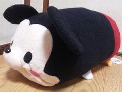 感謝祭ディズニーツムツム/ミッキーBIGぬいぐるみ(ペレット入り)