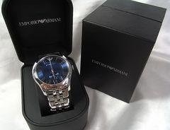 ◆本物確実正規極美エンポリオアルマーニ 腕時計AR-1789