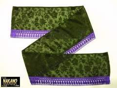 レースフロントカーテン(L紫) 2t・4t・大型用 日よけ